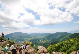 【金時山】初めて登山する友達を連れてくなら金時山〜温泉コースがおすすめ!