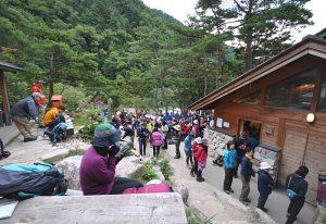 【燕岳】登山歴1年弱・初めての北アルプスデビューは燕岳で間違いなかった! その1