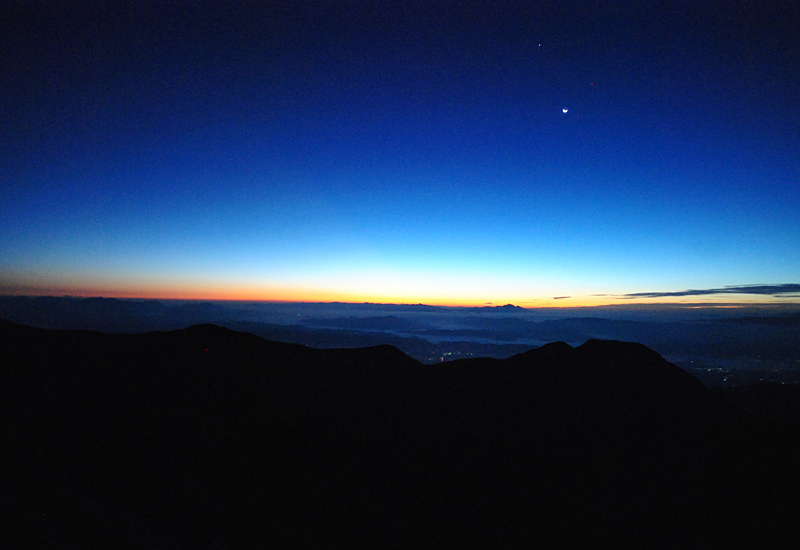 【燕岳】登山歴1年弱・初めての北アルプスデビューは燕岳で間違いなかった! その3