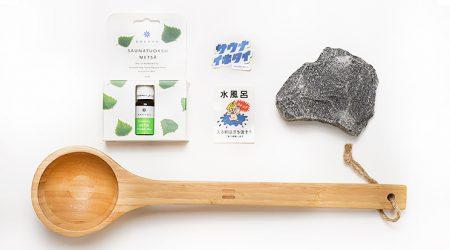 【テントサウナ道具】ロウリュ用の柄杓を購入