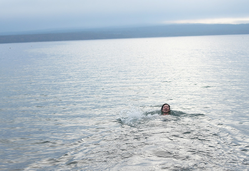 【聖地に決定】テントサウナやるなら本栖湖でしょ