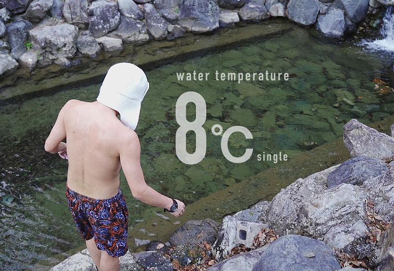 【超穴場アウトドアスポット】童子沢親水公園で水温8℃のテントサウナ
